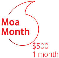Moa Month